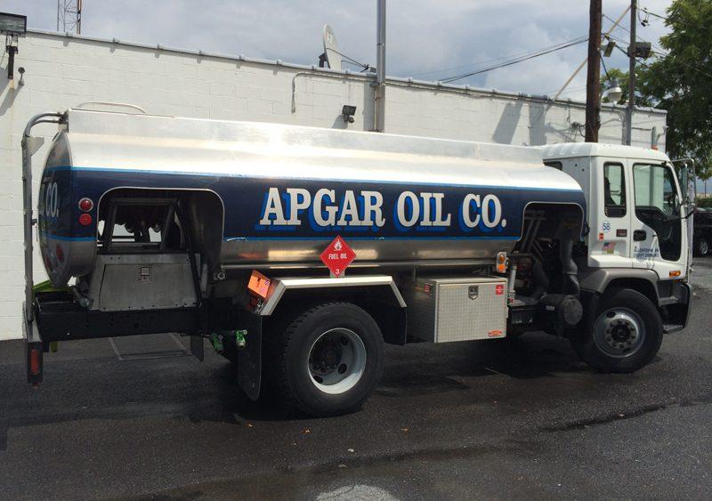 Apgar Oil Truck