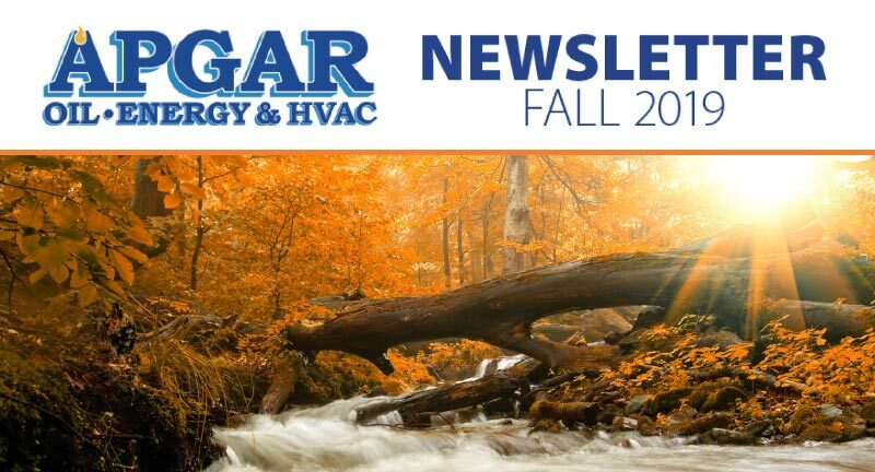 Apgar Fall Newsletter
