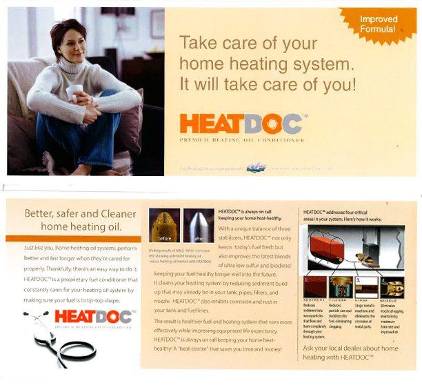 HEATDOC flyer