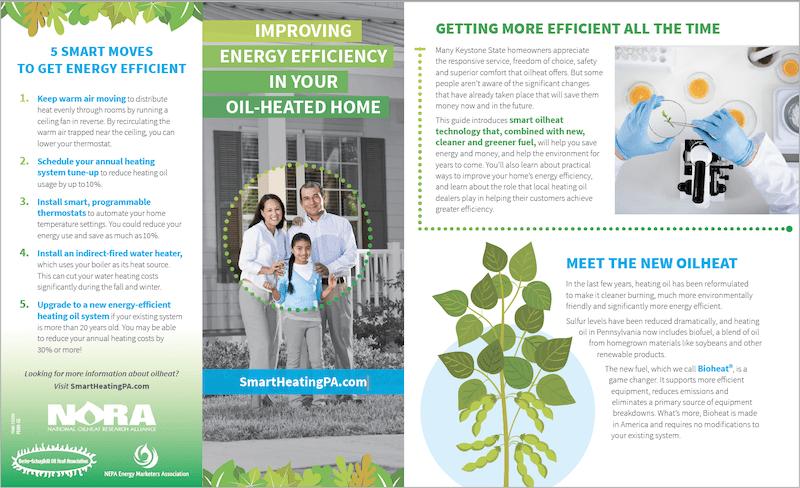 oilheat information flyer